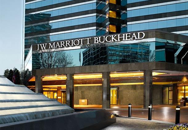 Jw Marriott Hotel Buckhead Atlanta Atlanta Georgia