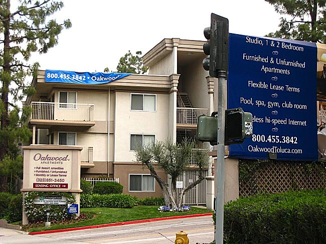 Toluca Apartments San Diego