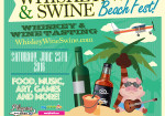 2016 Whiskey Wine and Swine Music & Art Festival - Chicago!