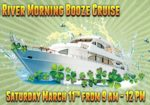 Green River Morning Booze Cruise on March 11th 2017 - Chicago, IL