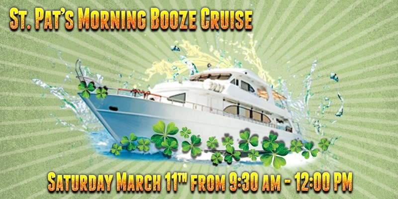 St Pat S Morning Booze Cruise 2017 Chicago Il