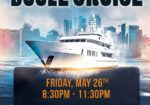 Friday Night Booze Cruise on May 26th!