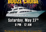 Fireworks Booze Cruise on May 27th!