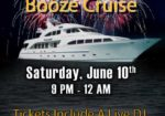 Fireworks Booze Cruise on June 10th!