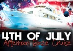July 3rd Afternoon Booze Cruise!