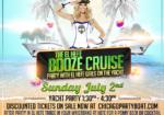 El Hefe Booze Cruise on July 2nd!