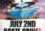 July 2nd Booze Cruise!