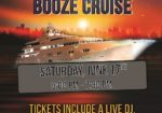 Saturday Night Booze Cruise on June 17th!